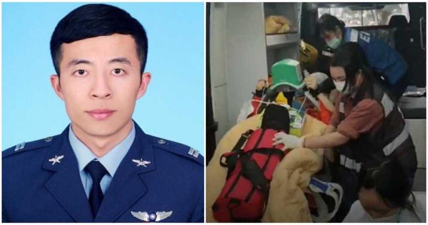 F-5E墜海/羅尚樺死因出爐「與彈射有關」 求救音檔曝光:下去了!