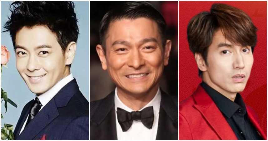 劉德華確定參加「哥哥級選秀」 名單驚見林志穎、言承旭、賀軍翔