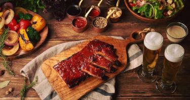 無肉不歡老饕必看!這3家飯店打造肉食天堂 吃到翻爽度破表