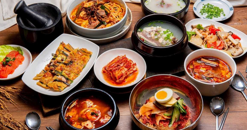 韓流來襲!正宗家常菜、招牌湯定食風味道地 吃一口就感覺飛到韓國