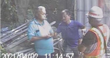 台鐵害命2/李義祥堅稱不知情 監視器驚見他嚼檳榔滑手機冷看救援