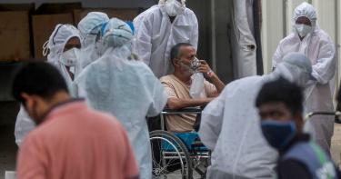 莫迪疏於防疫!印度第2波疫情無法受控日增41萬例 死亡人數占全球25%
