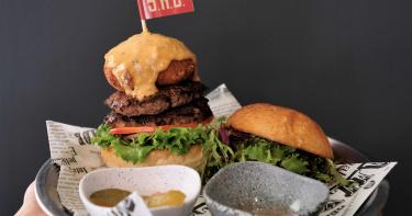地表最強美式漢堡新開店 分子料理融合法式鄉村迸出新風味