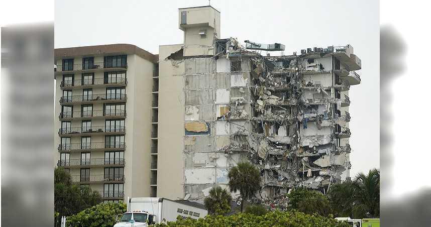 傳多名搜救人員確診新冠肺炎 邁阿密大樓救援進度再受阻撓