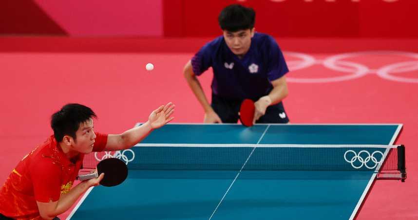 林昀儒出戰「世界球王」樊振東!力戰七局落敗 明爭銅牌