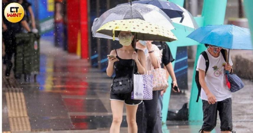 國慶連假東雨西晴 「圓規」颱風恐生成…下周二、三距台最近