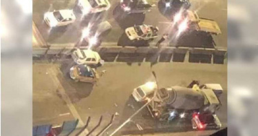 高速衝撞剎車不及 準新娘遭水泥車撞飛慘亡
