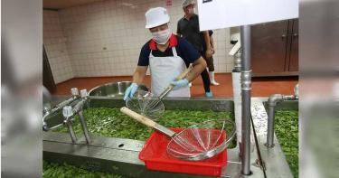 龜步抗旱4/台「大家都誤會沒洗菜」 老闆嘆:每次缺水客人就少很多