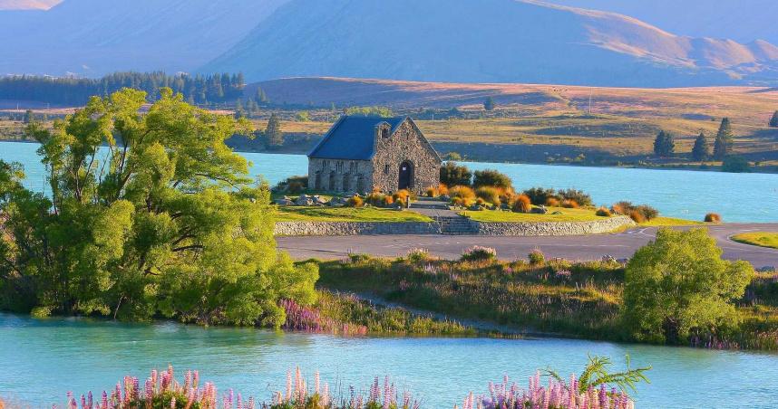 紐西蘭阿爾卑斯斷層300年發生運動 專家表示:50年內必有8級地震