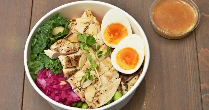 居家防疫體重不失控 超人氣增肌減脂健康餐送到家