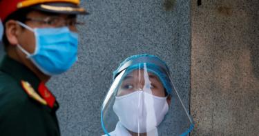越南超嚴厲防疫、人民團結 締造死亡0紀錄