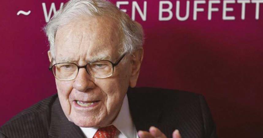 巴菲特認錯:滿手現金1370億美元 找不到吸引人標的