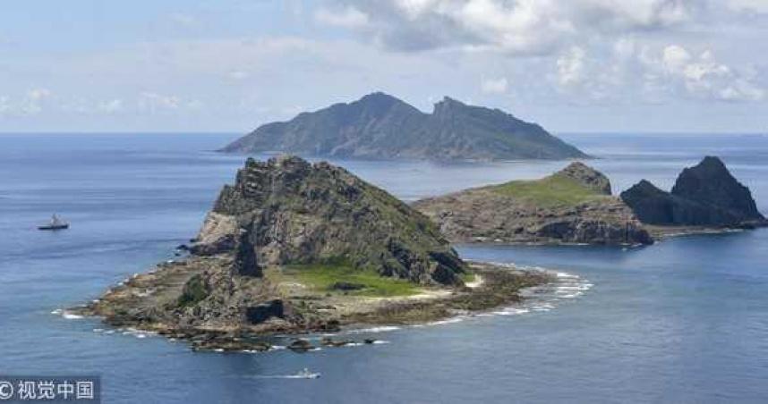 蘇澳漁船與日本公務船釣魚台衝撞 人員平安、海巡基隆艦馳援戒護