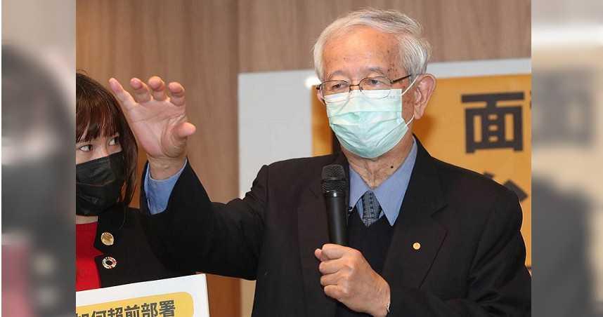 李遠哲談萊豬、核食「影響不大」 嘆台灣空氣差:大家都不關心