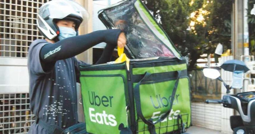 170公斤Uber Eats外送員凌晨返家 心肺衰竭猝死!家屬悲慟
