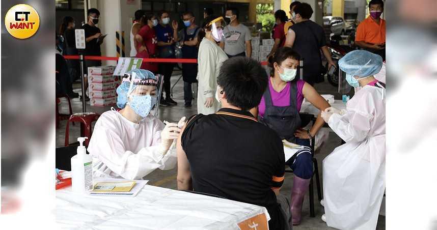 疫苗施打意願「超過272萬人登記」 逾6成民眾選莫德納