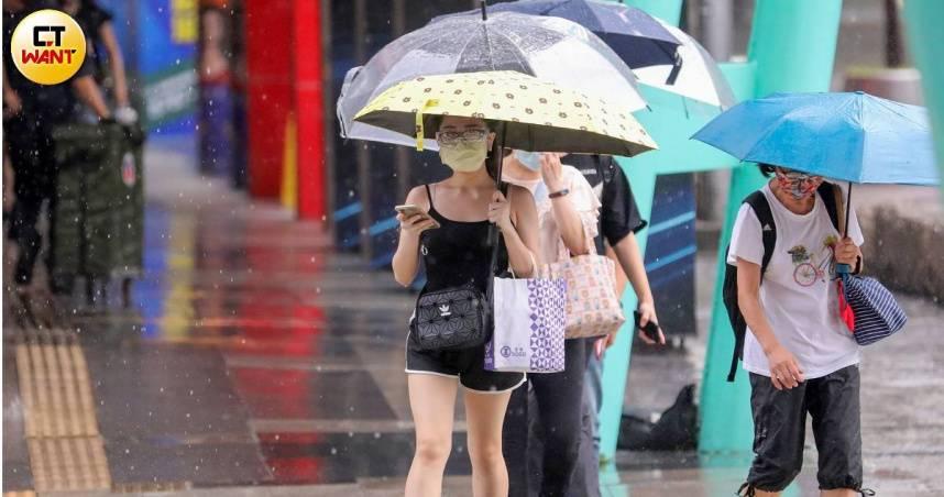 鋒面離開天氣穩定 午後雷雨仍狂炸「熱區曝光」