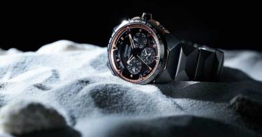 跟著超級鈦一起飛上太空!CITIZEN鈦金屬腕錶 50週年旗艦紀念版全台限量2只