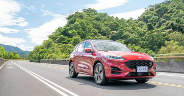 FORD KUGA EcoBoost®250 AWD ST-Line 同級最強勁動休旅