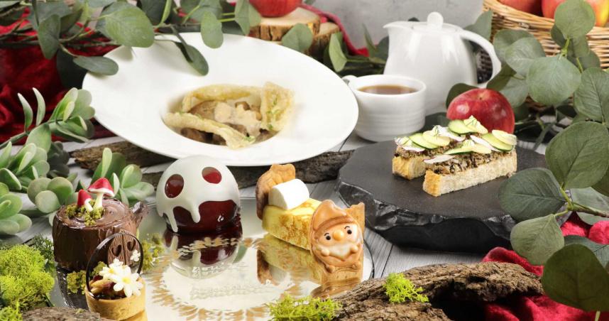 下午茶玩花樣!白雪公主造型、珍珠黑糖風味 還有滿滿吉祥寓意