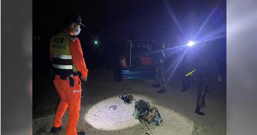 潛墾丁國家公園魚叉捕鸚哥魚 沒入漁獲還吞3千元罰單