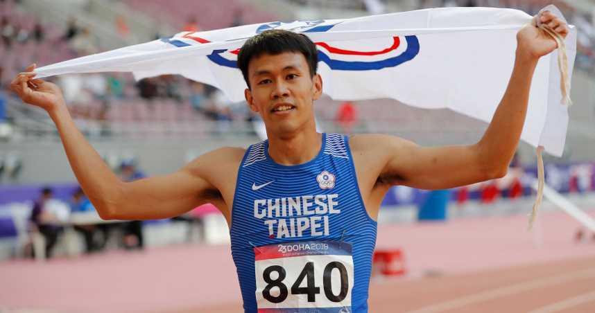 「台灣欄神」陳奎儒110欄準決賽分組第6 無緣晉級決賽