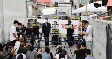 愛第一教會假造信徒名單、要求別去醫院 累積逾6百人確診成南韓防疫漏洞