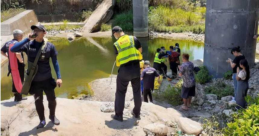 台中溺水7歲童、27歲男溺斃!檢方驗屍認定「意外」 童母:不告了