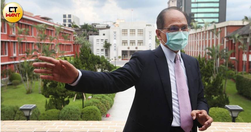 水牛伯專訪4/華人世界習慣「被決定」 游錫堃盼台灣能散播民主種子