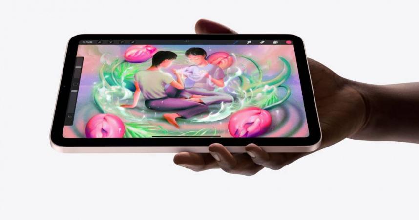 蘋果發表會1/全螢幕iPad mini 6改Type C連接阜 新一代iPad 9維持原價