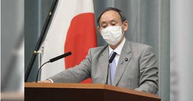 大方捐200萬片口罩 日政府發言人感謝台灣