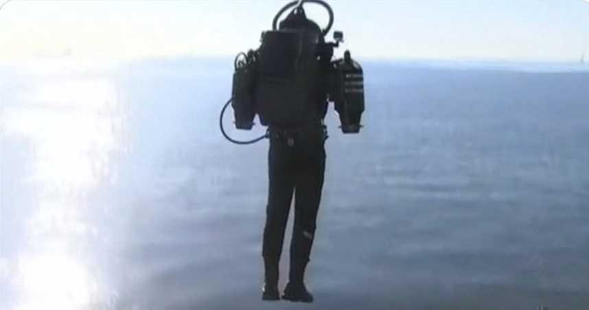 6周內第2起! 華航飛洛杉磯…高空驚見「噴射背包客」呼嘯而過