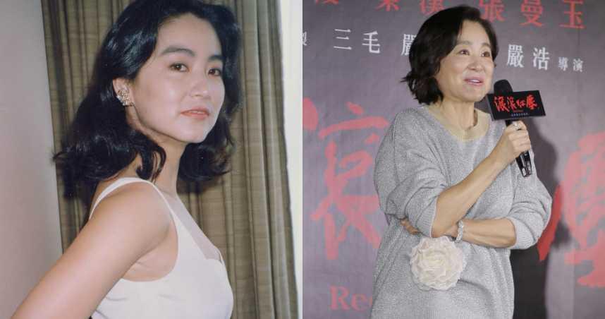 林青霞「自拿3張裸照」給男密友看 知名設計師「面露驚恐眼神」嚇跑