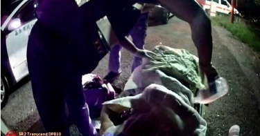 悲劇姐弟戀 男方被汽油燒成重傷 警查火是誰點的?