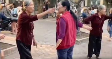 9旬翁搞上60歲小三! 80歲嬤組「長照團」當街插腰抓姦