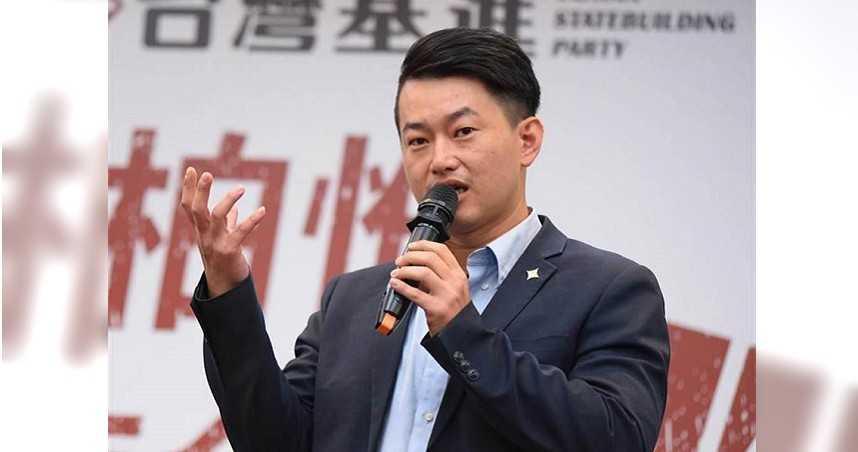 陳柏惟嗆無法尊重「假公民」 朱學恒酸:「把立委當皇帝」