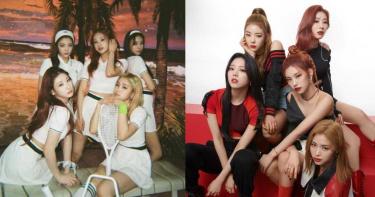 韓國爆紅女團「ITZY」成為媚比琳全球代言人!超人氣韓團的妝感最新出爐了!學一波!