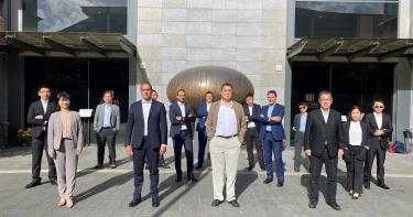 台泥完成購併義大利NHΩA 攜手Stellantis進軍儲能與充電樁市場