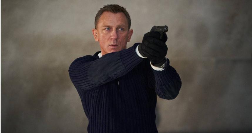 影爆點/《007:生死交戰》 丹尼爾·克雷格15年龐德大長征的最後一哩路