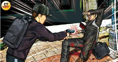 【黑幫毒戰3】他射殺15分幫老大 竹聯出動2王牌律師