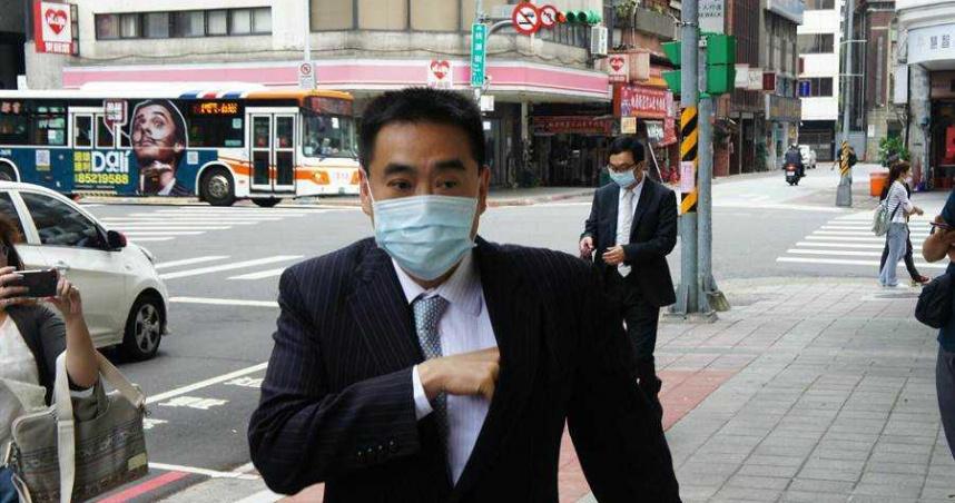 林知延遭前妻控非法監控被判拘役 今提前到案繳罰金