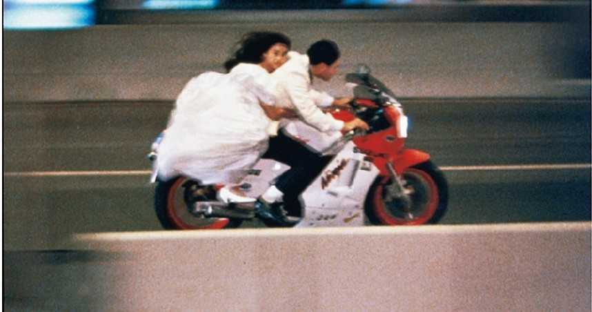 劉德華30年前「追夢人」重映 帶著吳倩蓮一起浪跡天涯