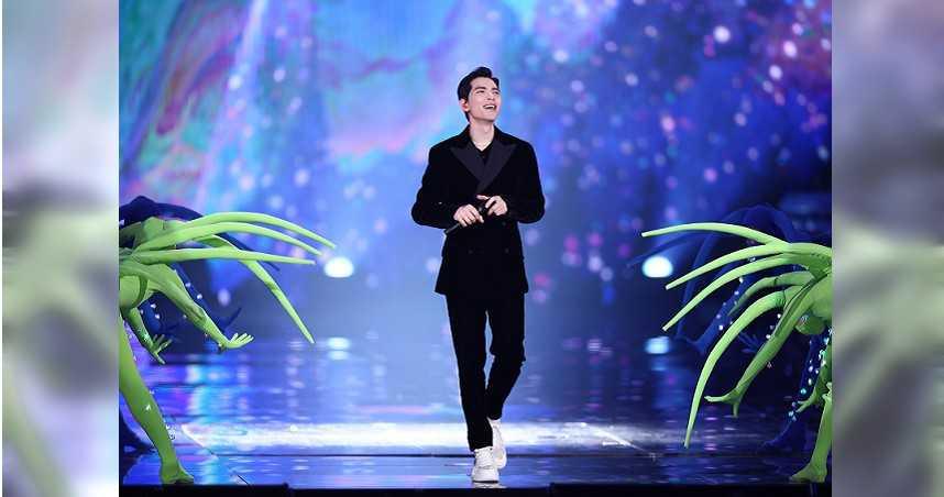 蕭敬騰大跳「17N9」舞 超強魅力吸1600萬歌迷線上同歡