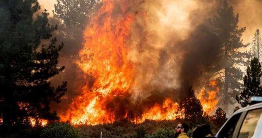 熱浪來襲!加州死亡谷溫度高達56.7度 美國政府對3千萬民眾發布「高溫警告」