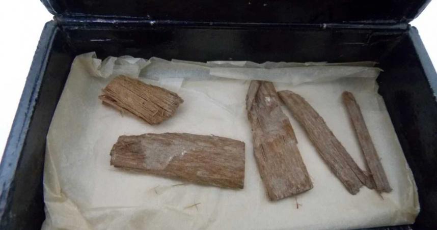 不起眼的陳年雪茄盒 打開驚見5000年埃及「國寶級」文物