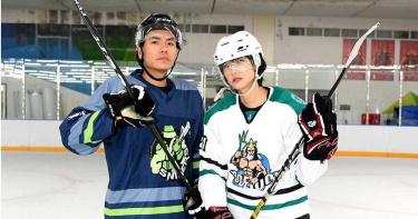 賴雅妍浪漫告白冰球教練 王傳一崩潰喊「男主換人當」