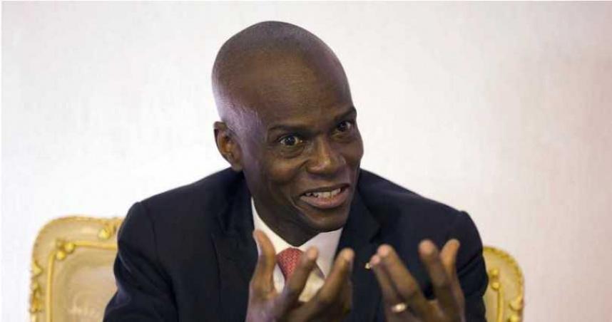 死前疑遭凌虐!網傳海地總統「死亡照」 左眼被打碎倒在血泊中