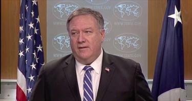 龐培歐挺台參與WHA 外交部感謝美國支持台灣