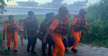 台東東河鄉民眾落海遭洋流帶走 海巡即刻救援