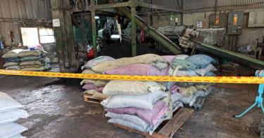 台南橡膠工廠驚悚意外 工人摔攪拌機活活被攪死